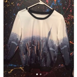 Skyline pullover
